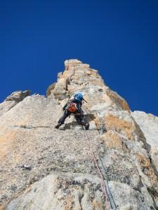 Mont Blanc du Tacul, Pilier Gervasutti
