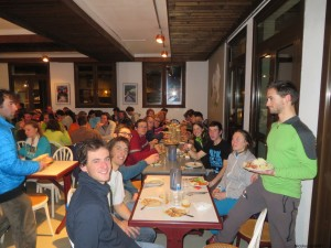 Rencontres cascade de glace de Val Cenis - Haute Maurienne : les groupes espoir et promo des jeunes alpinistes ffcam38