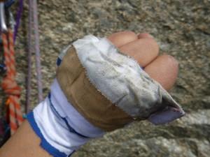 Gants de strap